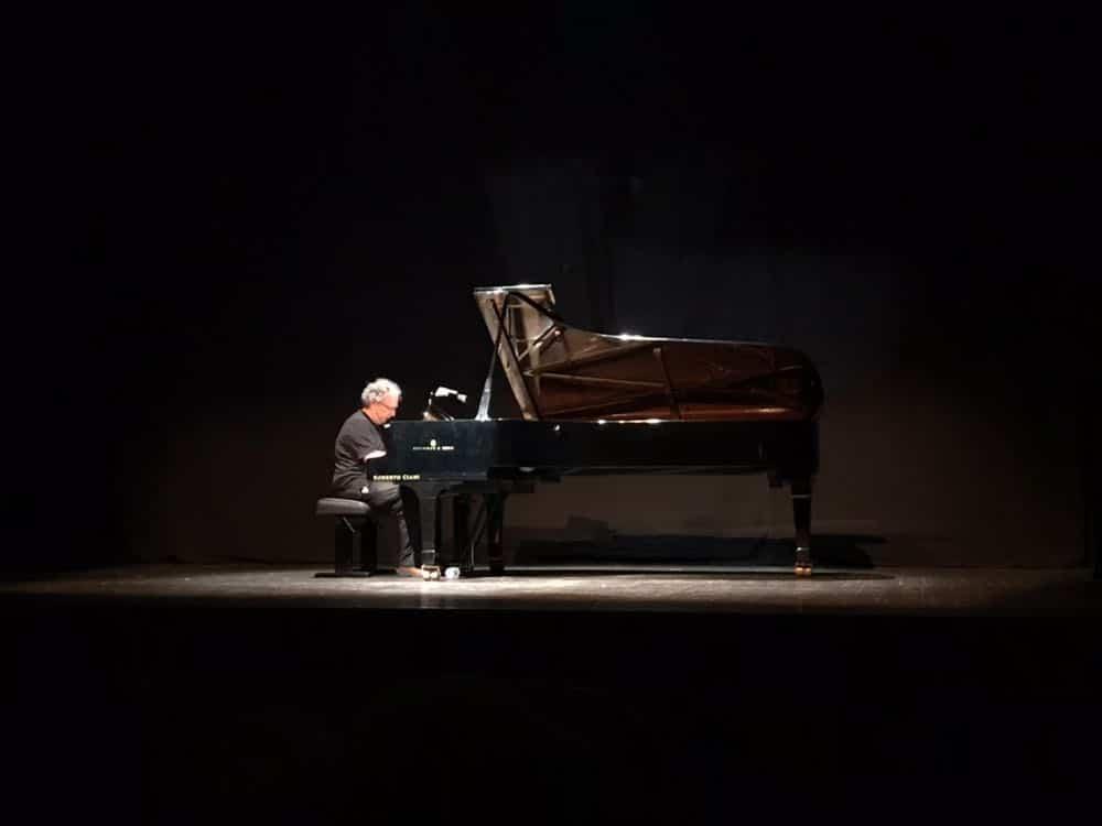 Photo of Uri Caine @ Teatro di Rifredi (6 novembre 2017, Firenze)