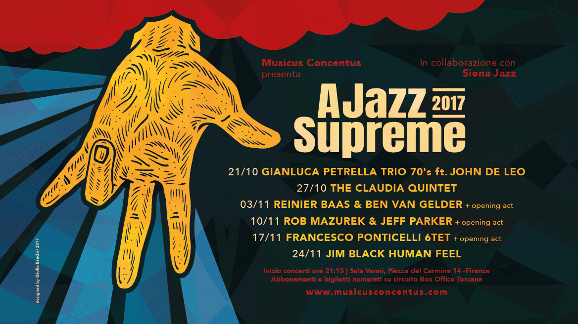 Photo of FIRENZE – 'A Jazz Supreme' prima edizione di un grande evento musicale