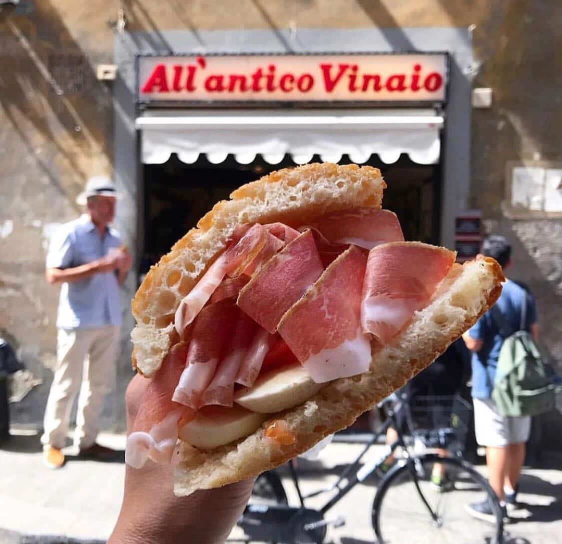 Photo of FIRENZE – Novità all'antico Vinaio: parte la consegna a domicilio