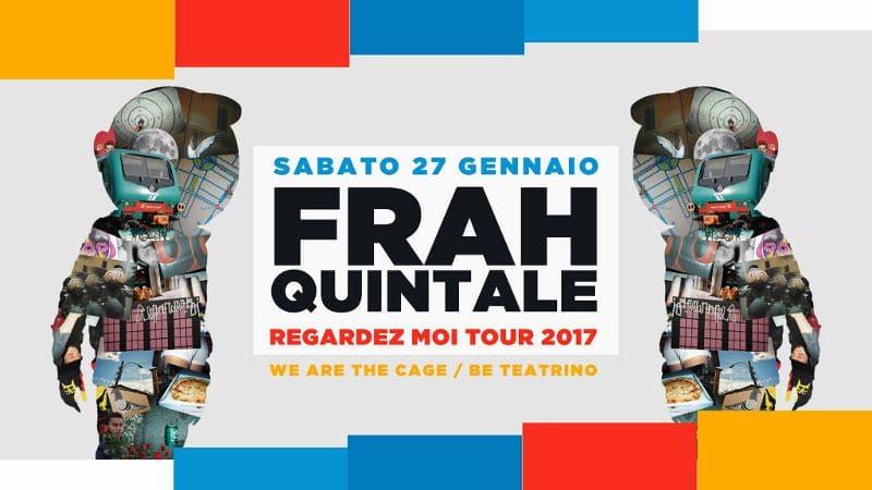 Photo of Il rap sognante e malinconico di Frah Quintale con il suo disco d'esordio sul palco del The Cage Theatre