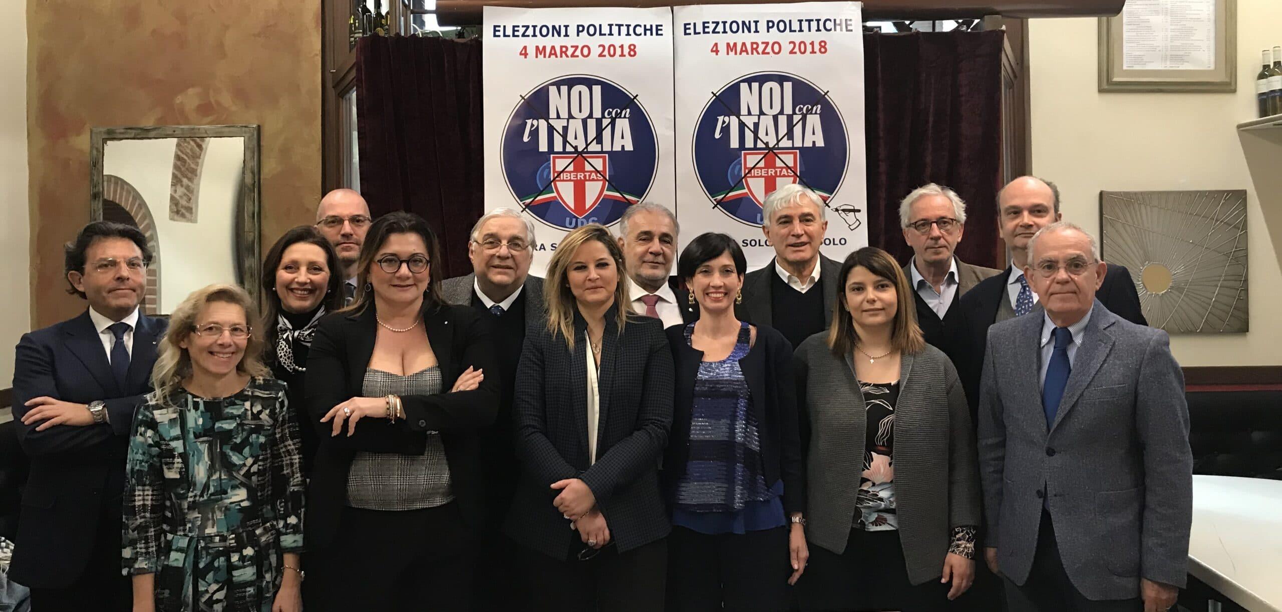 """Photo of NOI CON L'ITALIA UDC: """"Da Firenze parte la sfida per la rinascita della Toscana"""""""