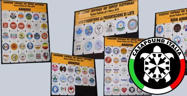 Candidati casa pound toscana camera dei deputati for Calendario camera deputati