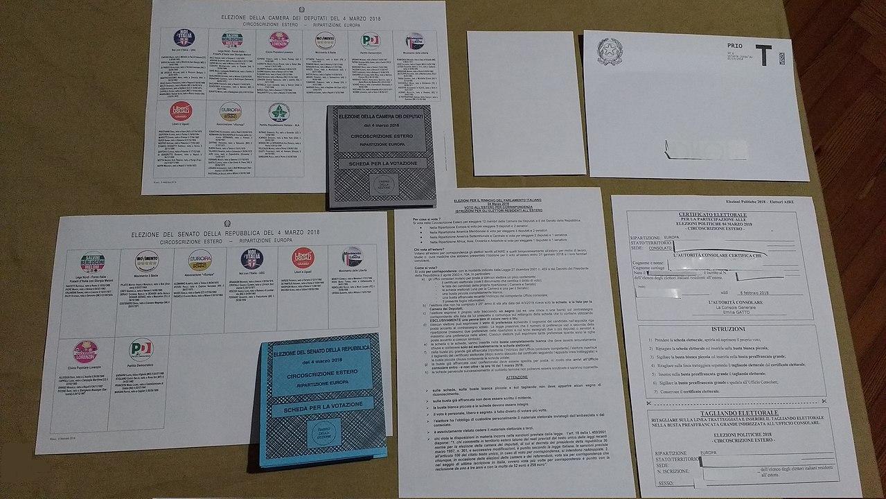 Photo of Programmi elettorali e collegi di voto – Elezioni 2018 Toscana