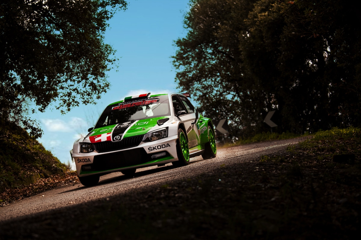"Photo of RALLY – Luca Artino al debutto nel ""Tricolore"" Rally"