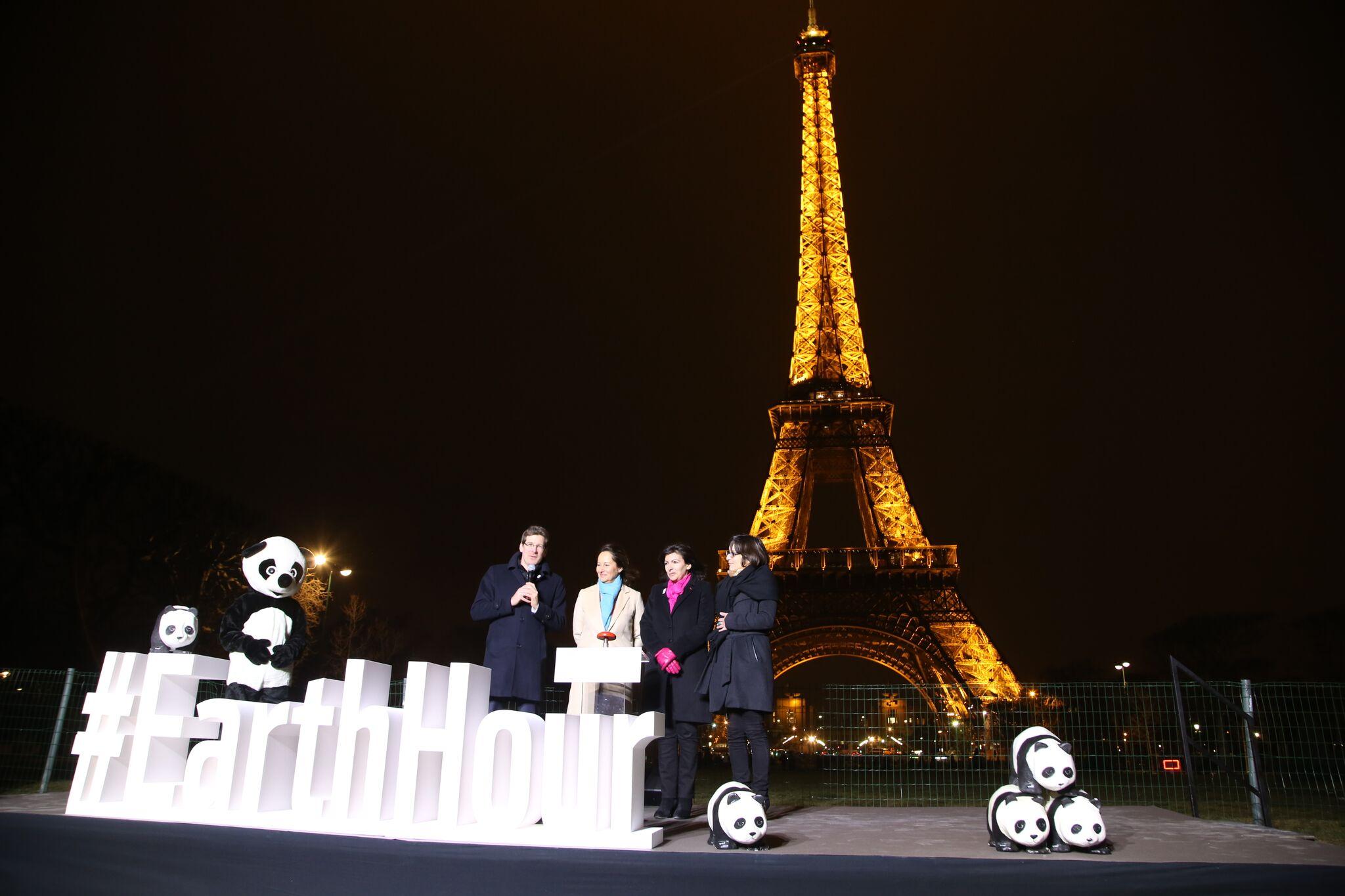 Photo of Earth Hour – Sabato 24 marzo l'ora di buio WWF