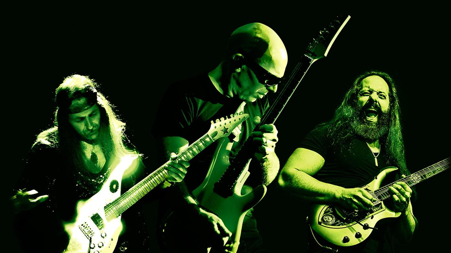 Photo of G3 con Joe Satriani, John Pertucci e Uli J. Roth al Teatro Verdi di Firenze il prossimo 3 aprile