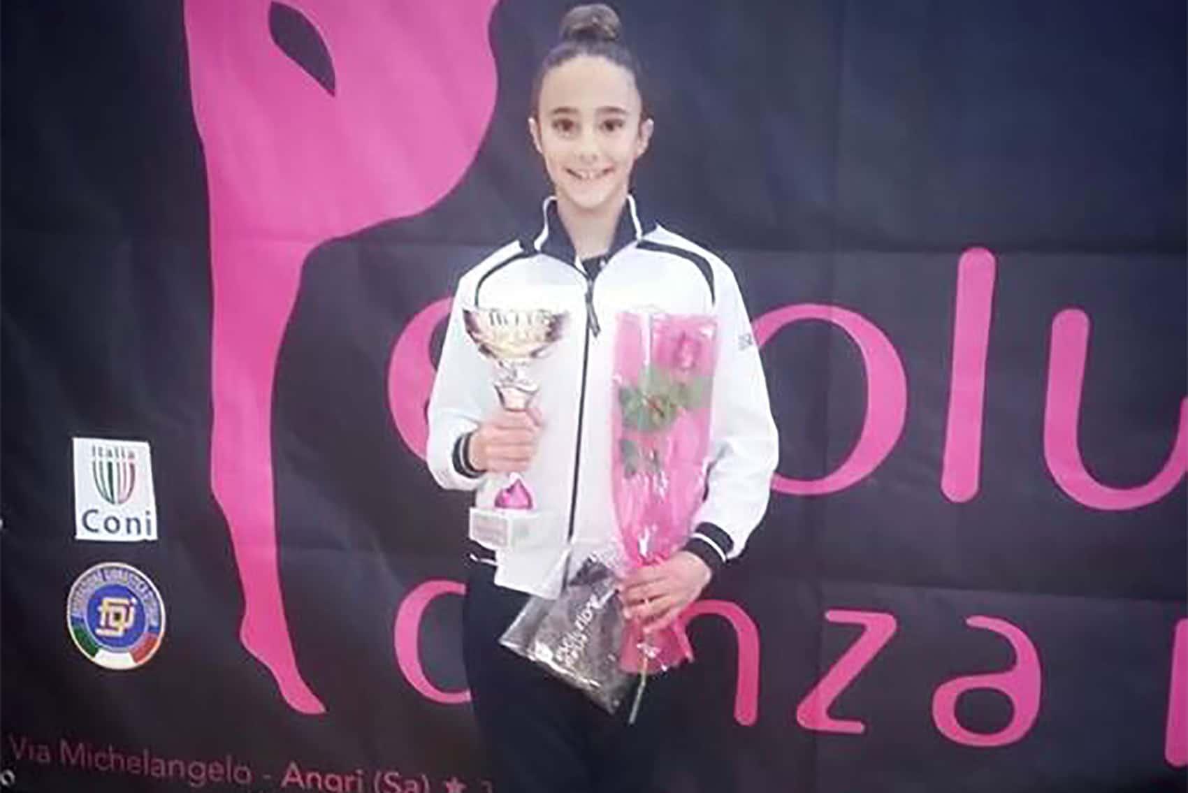 Photo of GINNASTICA – Bianca Folegnani della Ginnastica Petrarca di Arezzo vola alle finali dei Campionati Nazionali Gold