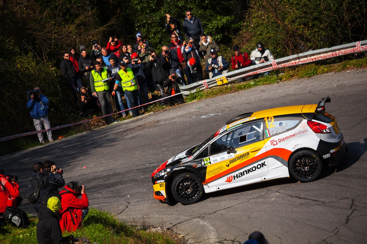 "Photo of RALLY – Luca Panzani dentro la top ten al primo via ""tricolore"" del Ciocco"