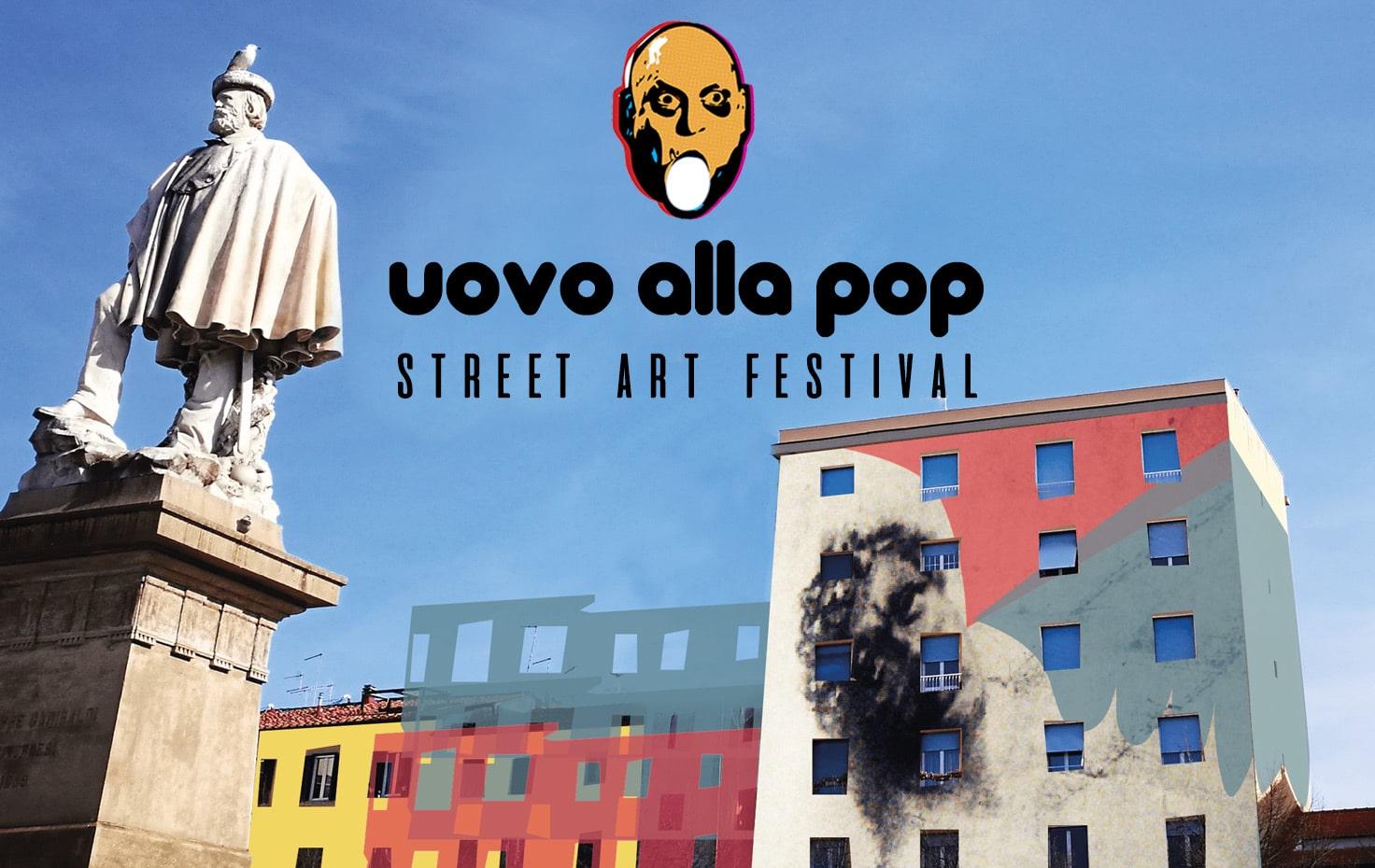 Photo of Uovo alla Pop lancia un crowdfunding per organizzare un festival di street-art a Livorno