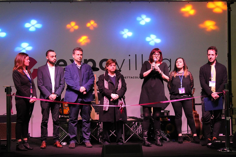 Photo of AREZZO – Inaugurazione Expovillage ad Arezzo Fiere e Congressi