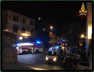 Photo of Incendio a Firenze, muore uomo di 72 anni