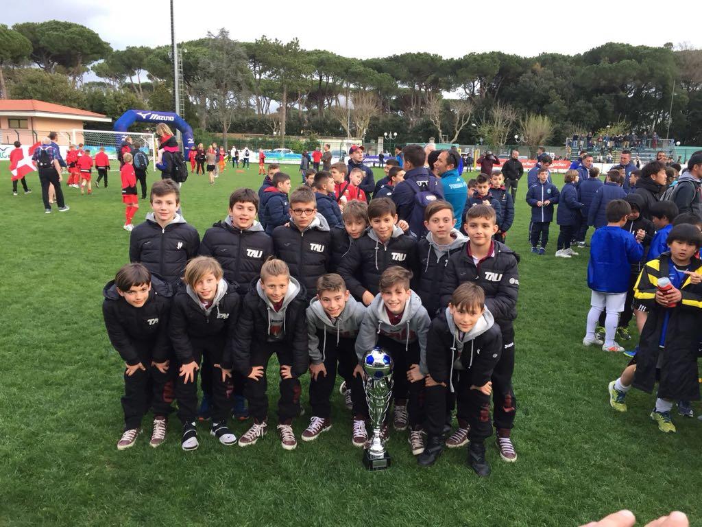 Photo of Tau Calcio Altopascio miglior squadra italiana dilettantistica