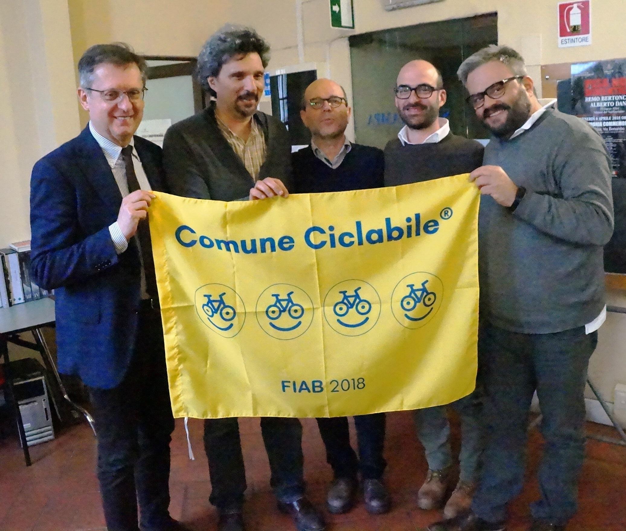Photo of Pisa tra i comuni ciclabili di Fiab