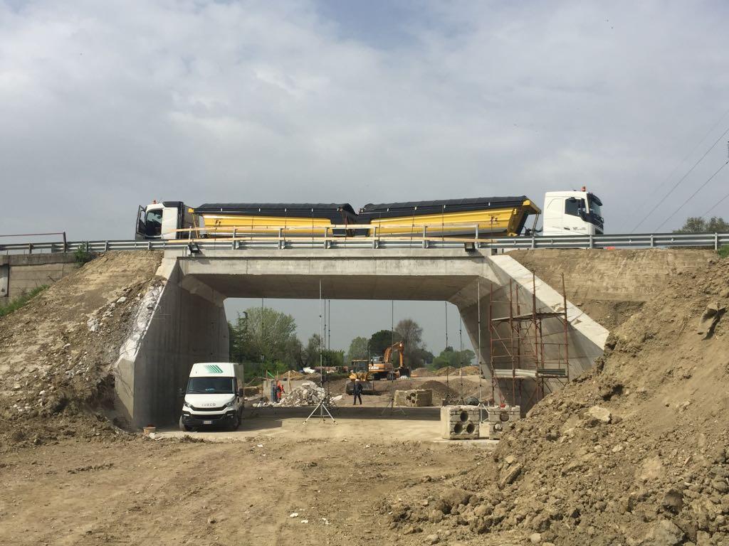 Photo of EMPOLI – Riaperta Via Carraia dopo collaudo superato, la sistemazione del sottopasso della nuova Circonvallazione Sud in cinque giorni