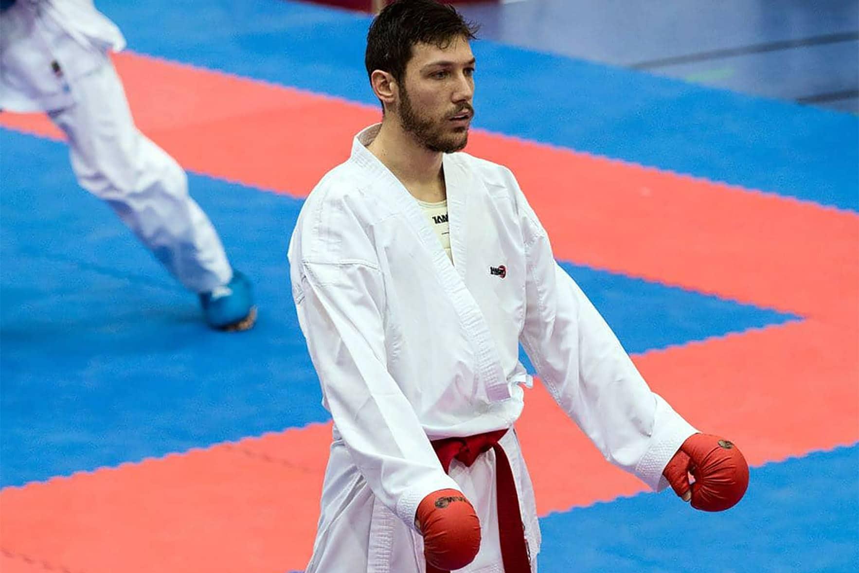 Photo of KARATE – Il casentinese Filippo Oretti torna tra i grandi del karate italiano