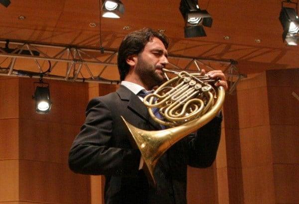 Photo of Alessio Allegrini ospite dell'Orchestra da Camera Fiorentina Al via i concerti dedicati ai solisti di Santa Cecilia