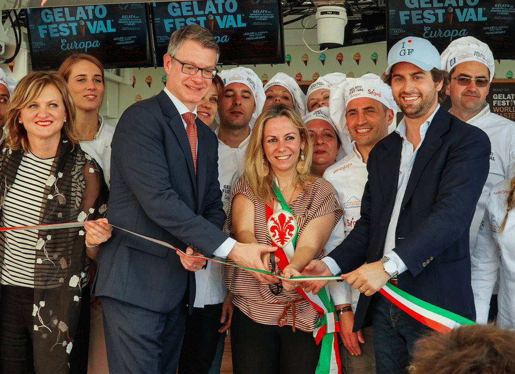 Photo of Gelato Festival 2018, al via da oggi a Firenze il tour europeo per scoprire il miglior gelatiere al mondo
