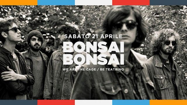 Photo of Al The Cage Theatre la seconda serata dell'Avis Music Contest e l'anteprima psichedelica della band livornese Bonsai Bonsai