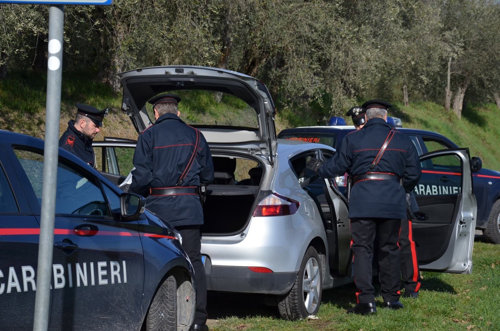 Photo of SIENA – Truffa a due anziani ultra 80enni, arrestati due nomadi