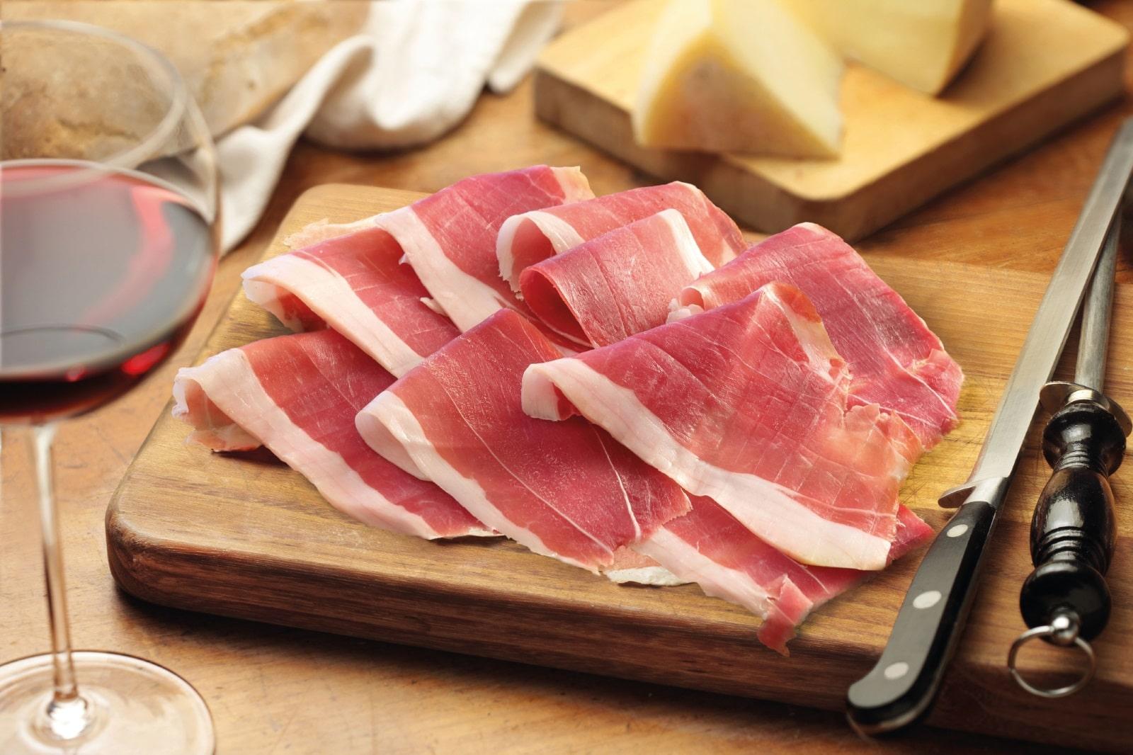 Photo of Il Prosciutto Toscano DOP protagonista nella Foodland di Cibus