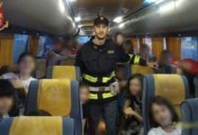 Photo of Bus di studenti in avaria sulla A12. Soccorsi immediati della Polstrada