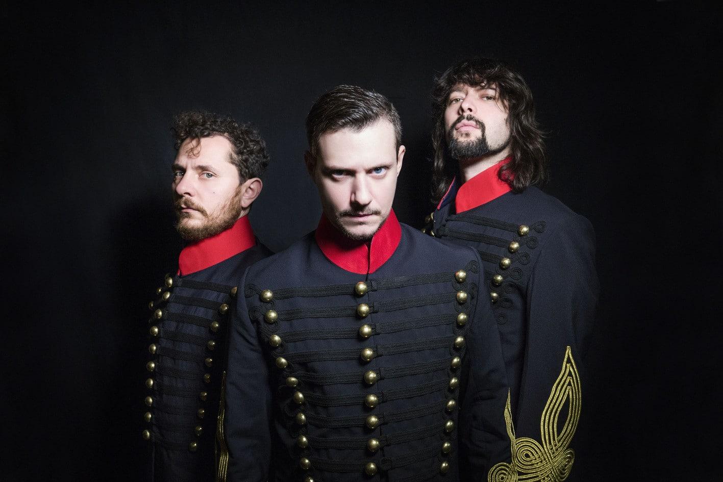 Photo of Il trio milanese dei Ministri in concerto all'Obihall di Firenze