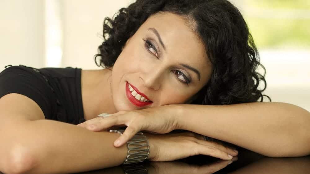 Photo of Paula Morelenbaum al Conservatori di Musica Cherubini di Firenze