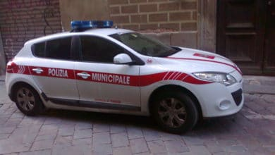 Photo of FIRENZE – Sicurezza stradale, posto di controllo della Polizia Municipale in via Senese