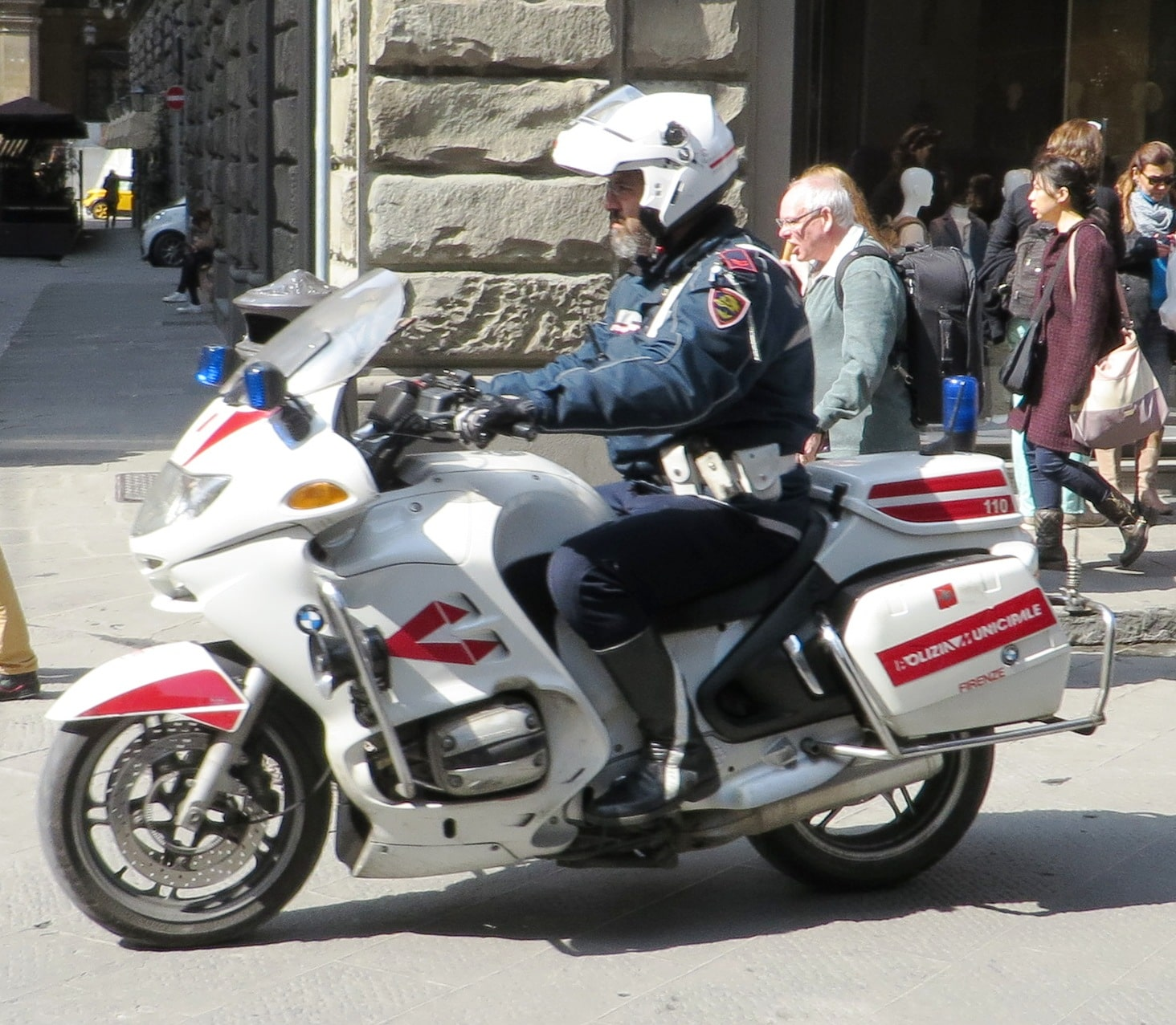Photo of Stretta sui controlli della Polizia Municipale di Firenze, 1600€ di multe