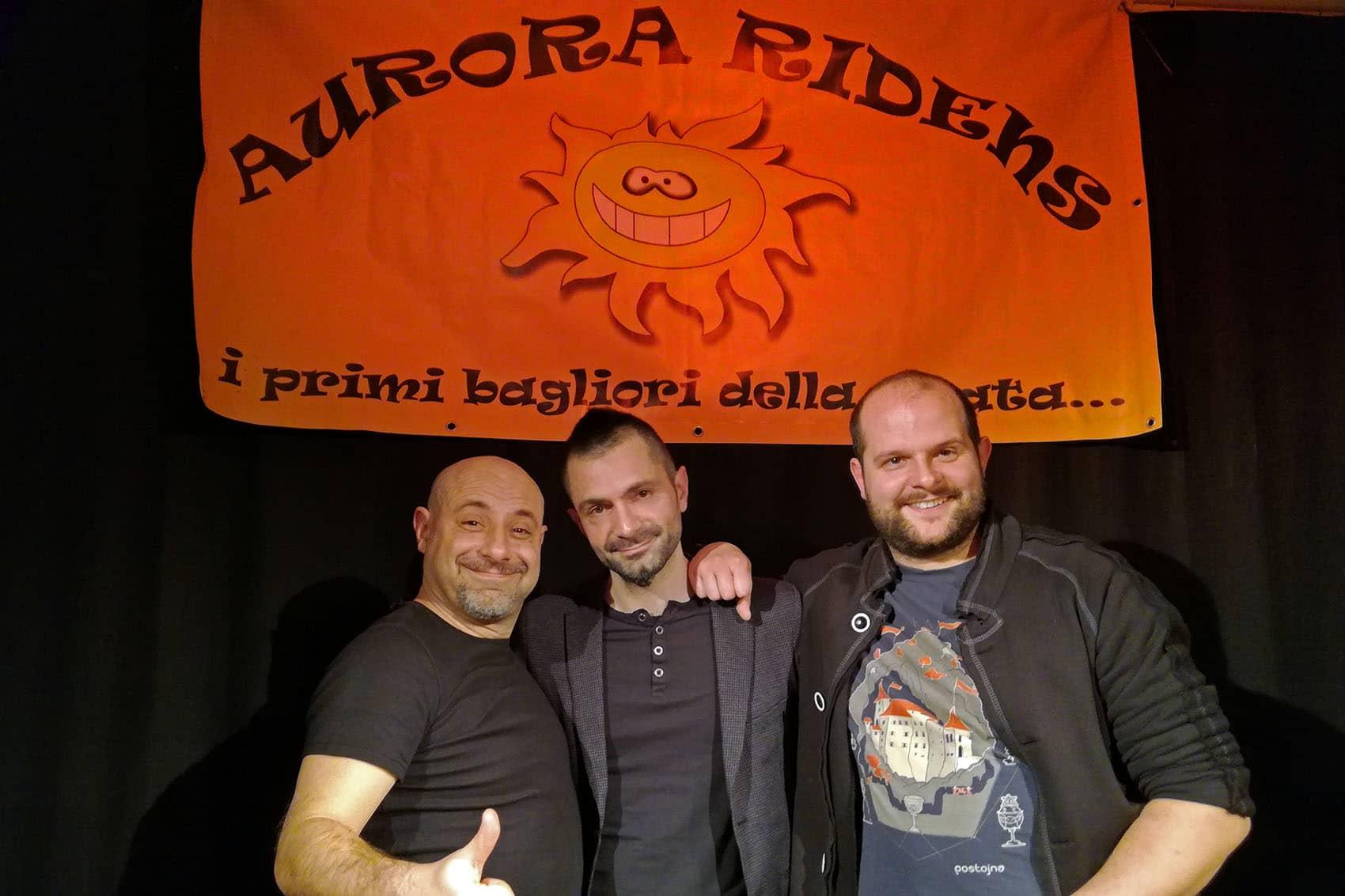 Photo of Aurora Ridens termina con un comico asse siculo-toscano