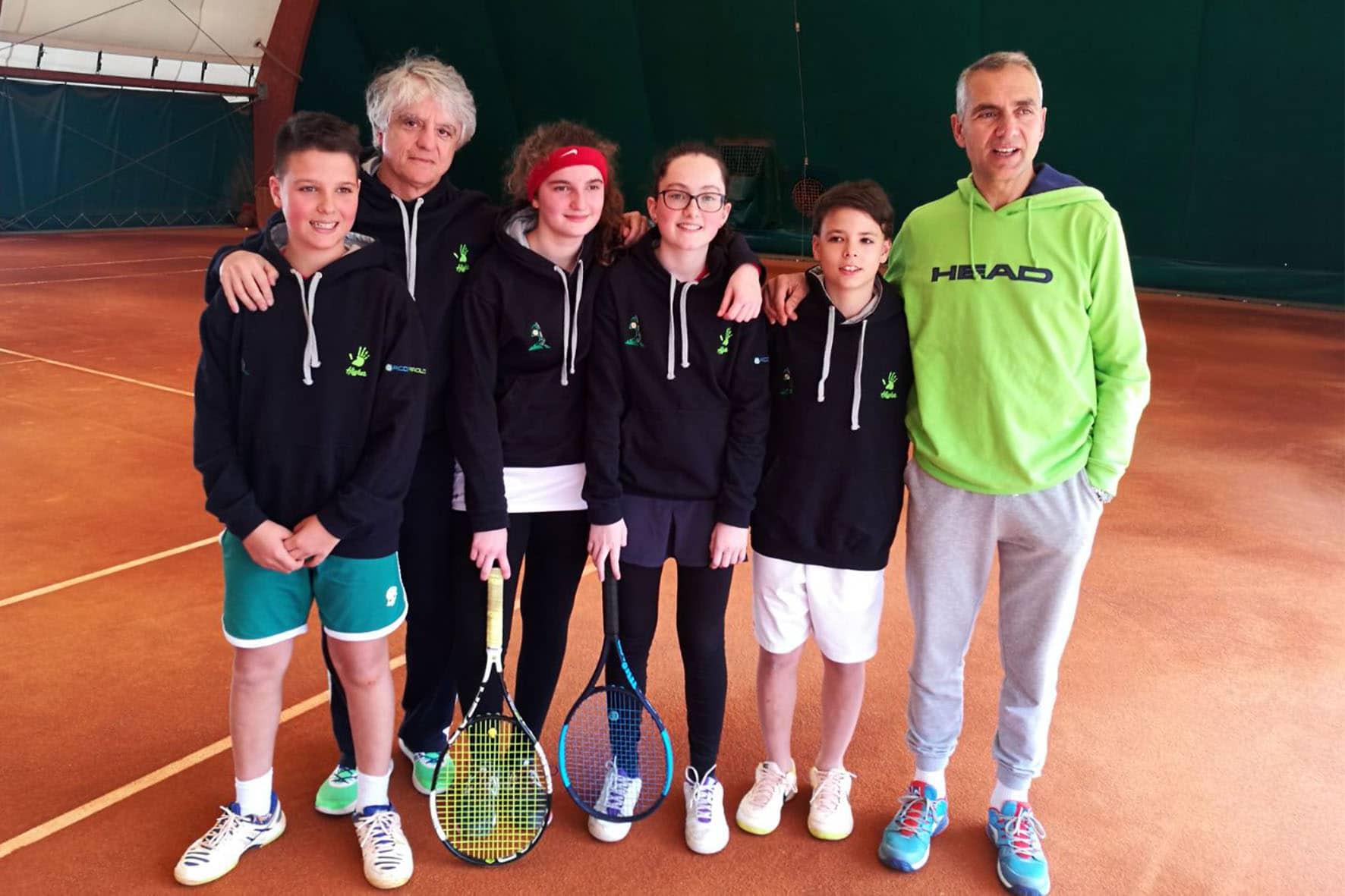 Photo of Il Valtiberina Tennis ad un passo dal titolo regionale Supergreen