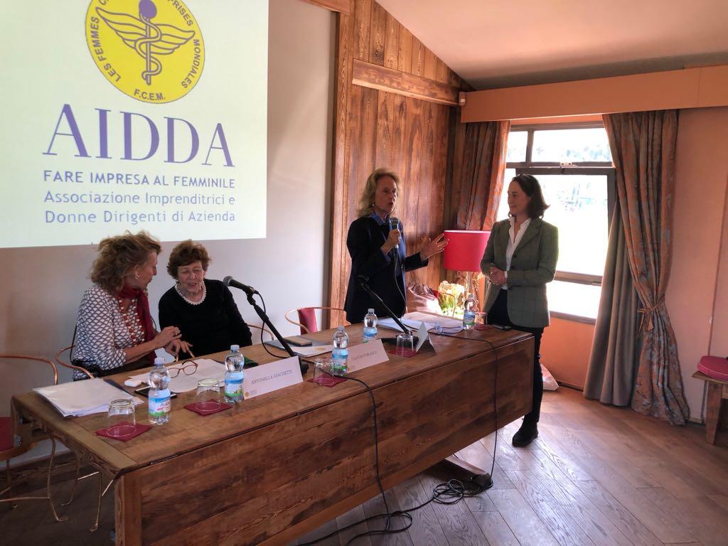 Photo of Le donne di Aidda a Firenze per il pianeta: 'Più sostenibilità, più incentivi'