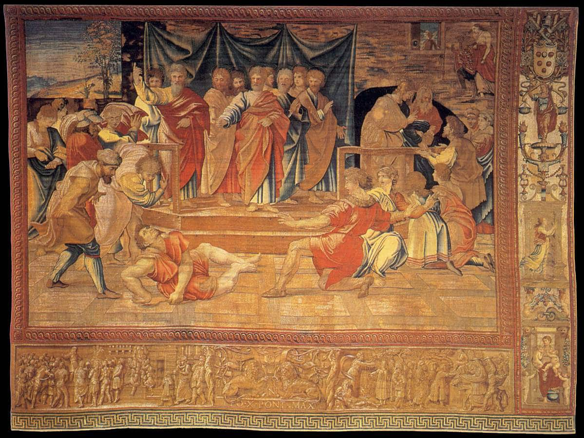 Photo of FIRENZE – Gli arazzi di Cosimo de' Medici tornano a casa a Palazzo Vecchio. Firmato l'accordo al Quirinale