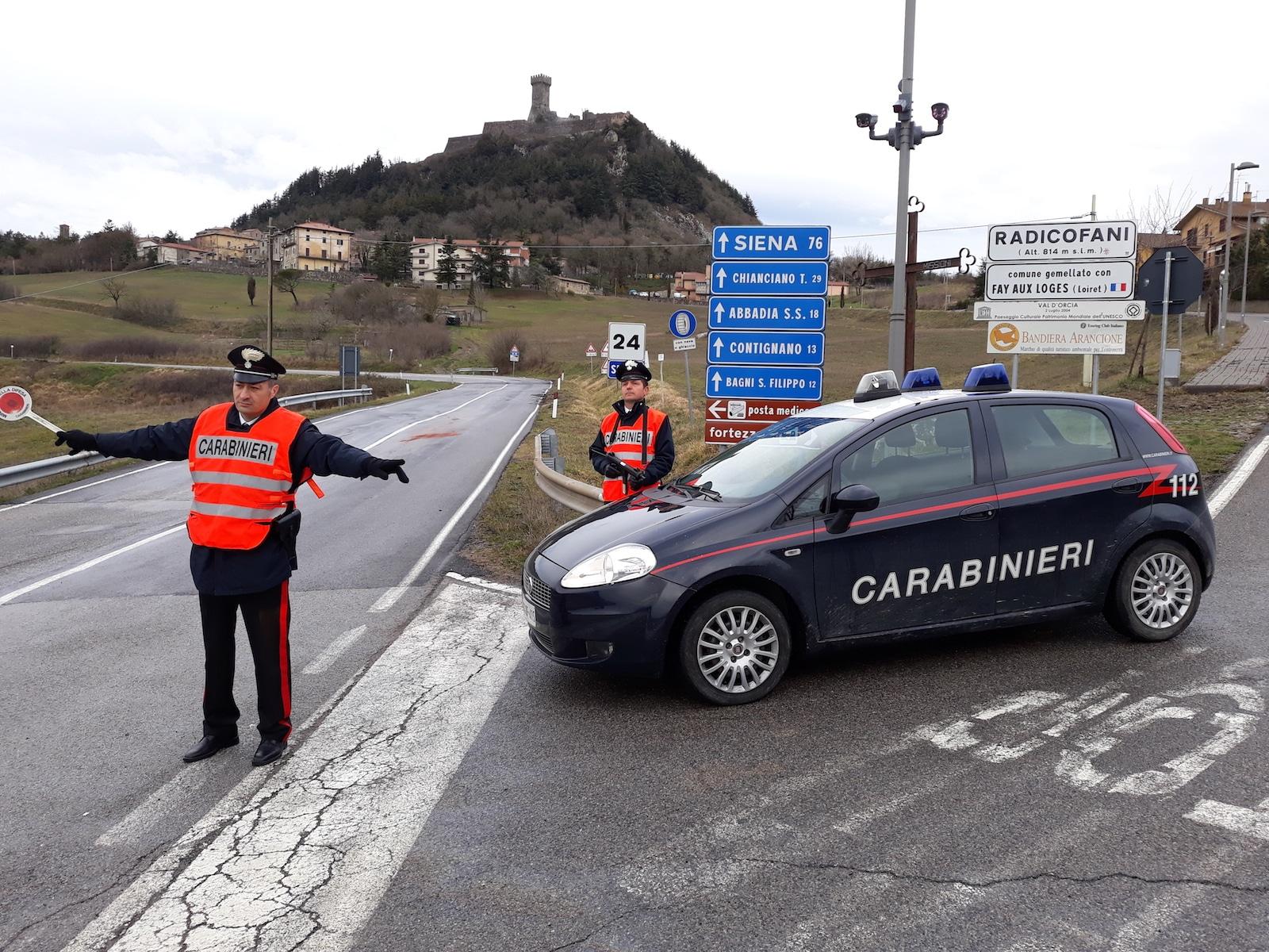 Photo of Furto di auto a Siena e nel Chianti, agli arresti due giovani ucraini