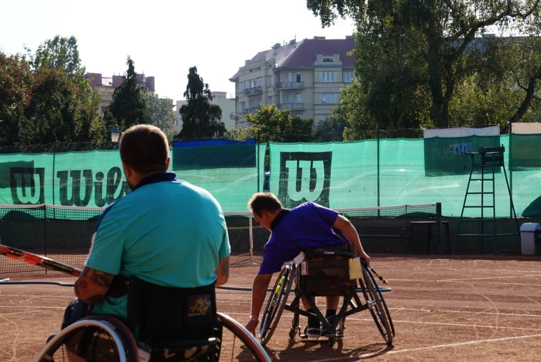 Photo of Wheelchair Tennis – Torneo H-Integrato a Figline Incisa Val d'Arno