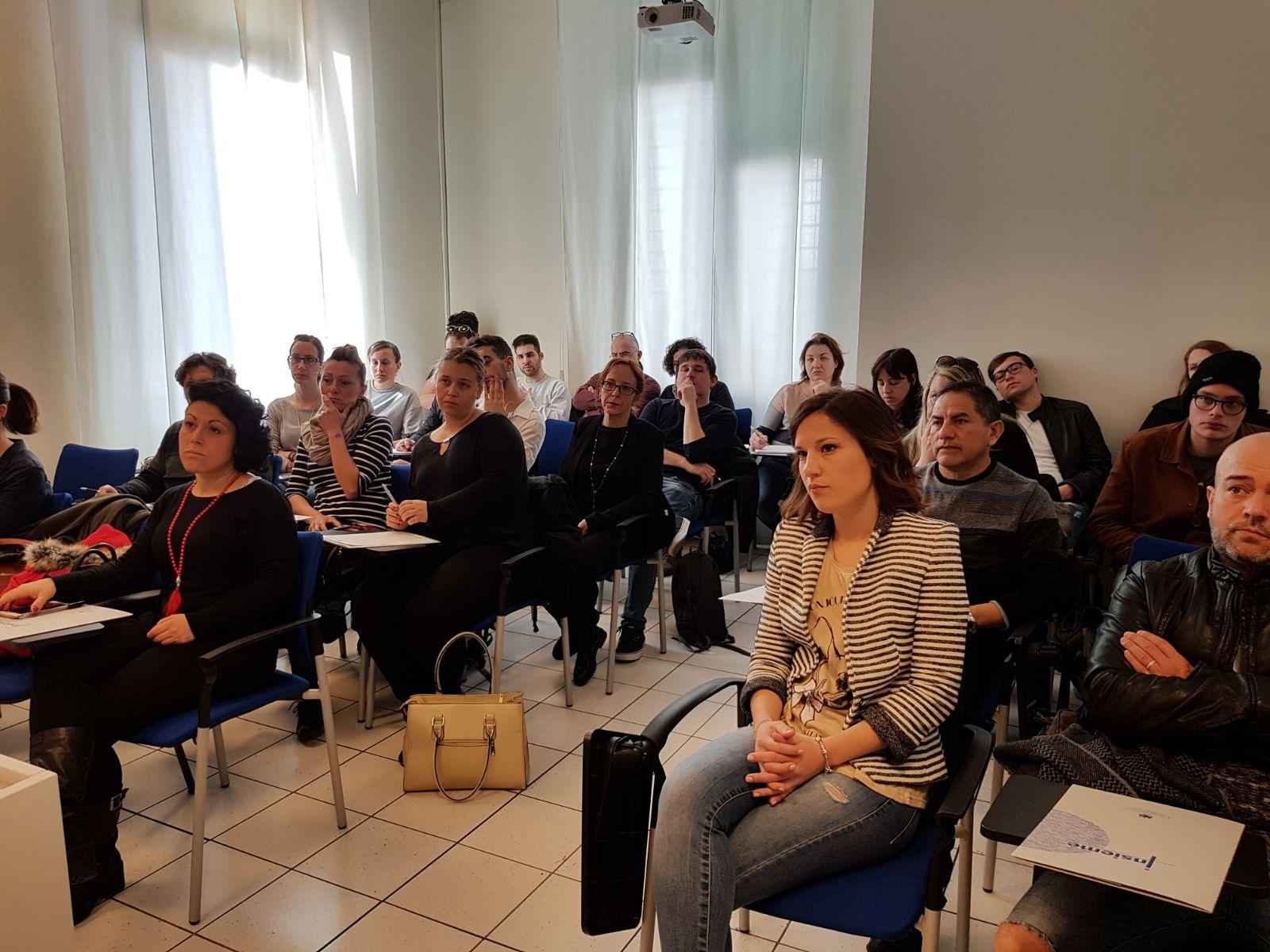 Photo of LIVORNO – Grande partecipazione al corso per imprenditori di Confcommercio
