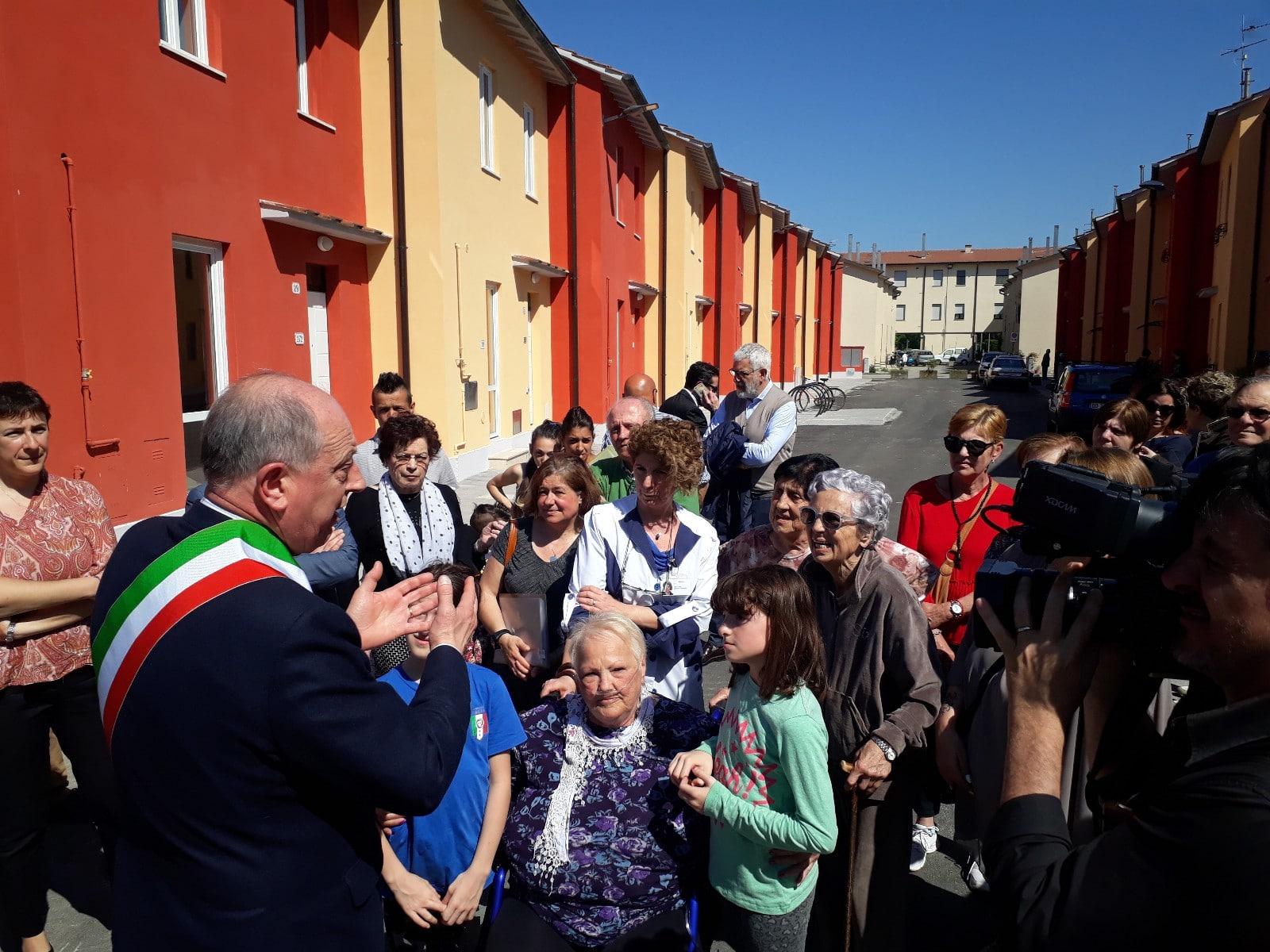 Photo of LUCCA – Pontetetto, inaugurati 9 appartamenti di edilizia pubblica residenziale