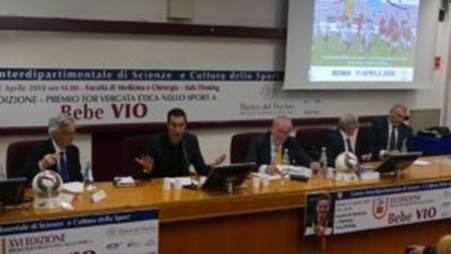 Photo of LEGA PRO – Workshop 'La comunicazione nello Sport: il calcio come veicolo di Valori'