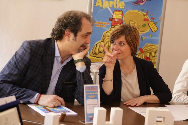 Photo of LUDICOMIX – Per il Sindaco di Empoli Barnini 'un vero hub della creatività empolese e toscana'