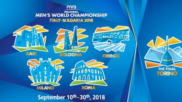 Photo of Mondiali Volley maschili 2018, a settembre Firenze ospita il girone dell'Italia