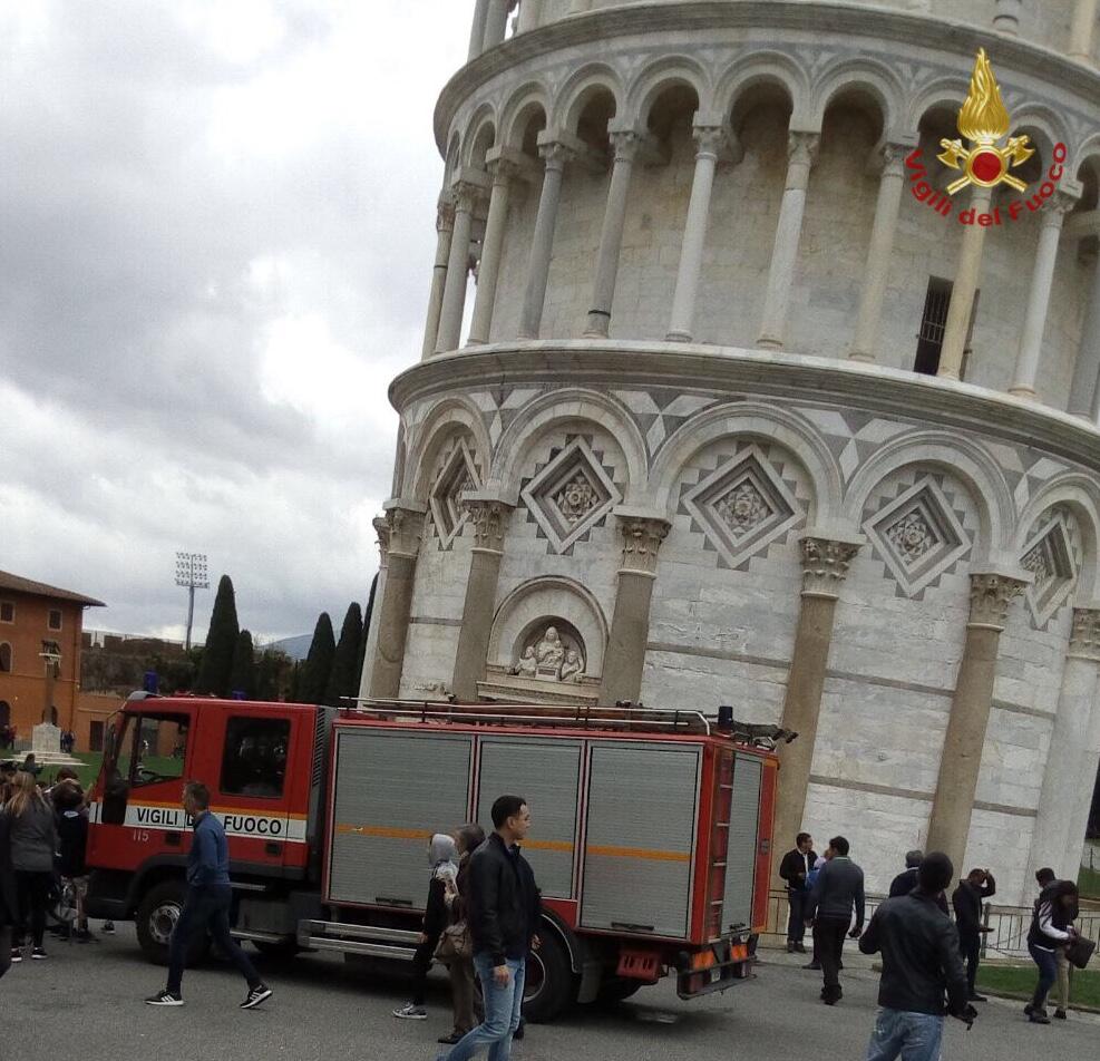 Photo of PISA – Muore turista 63enne giapponese in visita alla Torre