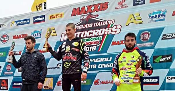 Photo of Il Moto Club Torre della Meloria rientra con un podio e altri positivi risultati dal tricolore Motocross nelle Marche
