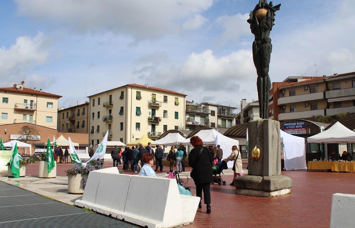 Photo of AREZZO – Torna 'Sapori e saperi aretini' in Piazza Zucchi il 17 aprile
