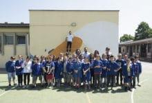 Photo of LUCCA – Al via il murales di San Vito con l'artista Moneyless e gli alunni della scuola 'Donatelli'