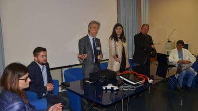 Photo of Donato un ecografo alla Rianimazione dell'Ospedale della Gruccia di Montevarchi (AR)