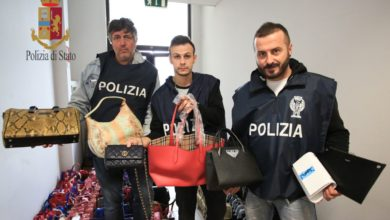 Photo of FIRENZE – Recuperata refurtiva in un garage a Novoli, mezzo milione di euro di valore