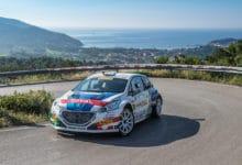 Photo of Andreucci-Andreussi (Peugeot) in trionfo al Rallye dell'Elba