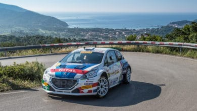 Photo of Andreucci-Andreussi (Peugeot) in trionfo al Rallye dell'Elba