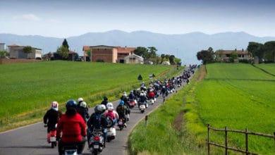 Photo of La Chianina in Vespa, un raduno tra le bellezze della Valdichiana