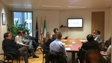 Photo of La startup Kinoa e il navigatore per disabili Kimap presentati a Bruxelles